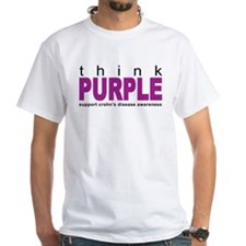 Think Purple: Crohn's Disease Shirt