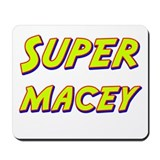 Super macey Mousepad