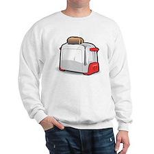 2 1950s Pop-up Toasters Sweatshirt