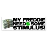 My Freddie! Bumper Sticker (50 pk)