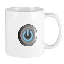 Power Button Mug