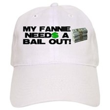 Cute Fannie freddie Baseball Cap