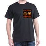 Happy Pumpkins Dark T-Shirt