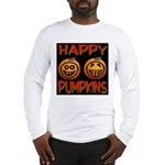 Happy Pumpkins Long Sleeve T-Shirt