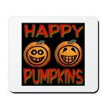 Happy Pumpkins Mousepad