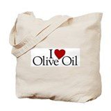 I Love Olive Oil Tote Bag