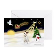 Night Flight/ JRT #1 Greeting Cards (Pk of 10)