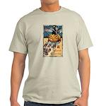 Joyous Halloween Light T-Shirt