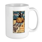 Joyous Halloween Large Mug
