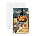 Joyous Halloween Greeting Cards (Pk of 10)