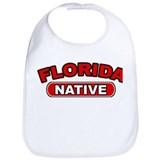 Florida Native Bib