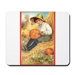 Pumpkin Carving Mousepad