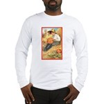 Pumpkin Carving Long Sleeve T-Shirt
