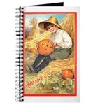 Pumpkin Carving Journal