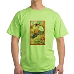 Pumpkin Carving Green T-Shirt