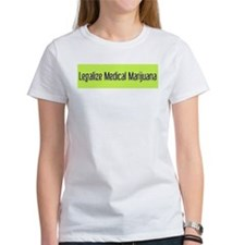 Unique Medical marijuana Tee