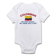Good Lkg Colombian 2 Infant Bodysuit