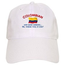 Good Lkg Colombian 2 Baseball Cap