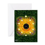 Points of Light Greeting Card