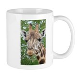 Giraffe Head Small Mug