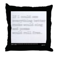 Haiku Pillow 1