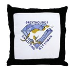 GEM Throw Pillow