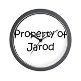 Cool Jarod Wall Clock