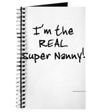 I'm the Super Nanny - Twins Journal