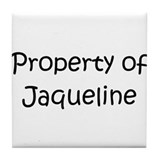 Cool Jaqueline Tile Coaster