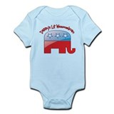 Daddy's Little Weepublican Onesie
