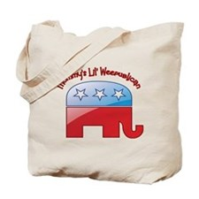 Mommy's Lil Weepublican Tote Bag