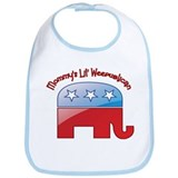 Mommy's Lil Weepublican Bib