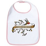 Speech-Language Pathology Scroll Bib