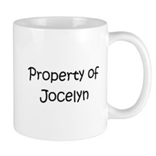 Unique Jocelyn name Mug