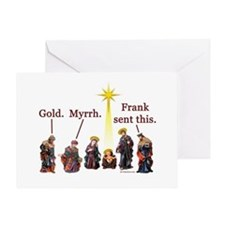 Frank Sent This Greeting Card