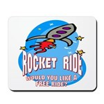 Rocket Ride Mousepad