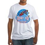 Rocket Ride Fitted T-Shirt