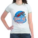 Rocket Ride Jr. Ringer T-Shirt