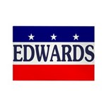 Edwards 2008 Magnet (10 pack)