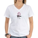 Gina Pink Ribbon Shirt