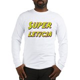 Super leticia Long Sleeve T-Shirt