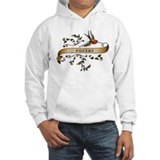 Poetry Scroll Hoodie