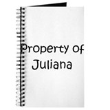 Funny Juliana Journal