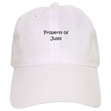 Cool Jules name Baseball Cap