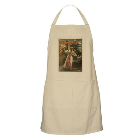 Privateer (w/ Maiden) BBQ Apron