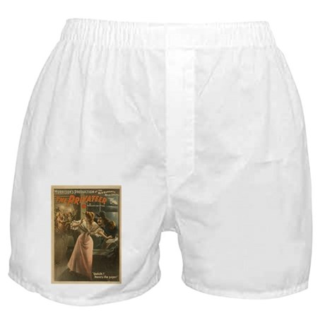Privateer (w/ Maiden) Boxer Shorts