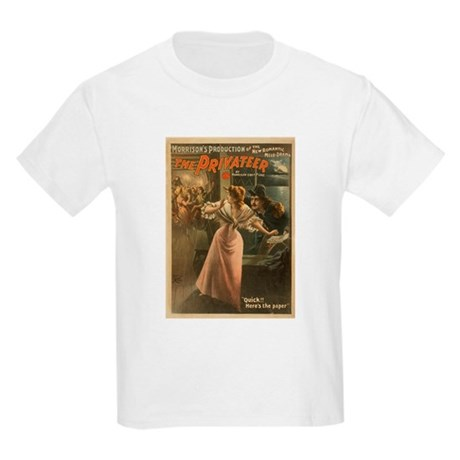 Privateer (w/ Maiden) Kids T-Shirt