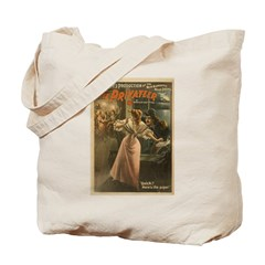Privateer (w/ Maiden) Tote Bag