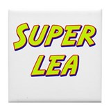 Super lea Tile Coaster