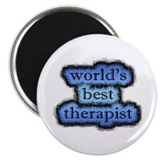 world's best therapist Magnet